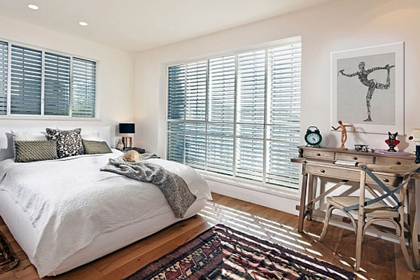חדר שינה עץ מלא