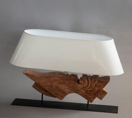 מנורת שולחן דייגים