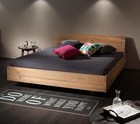 מעולה מיטה זוגית קלאסית מעץ מלא | מיטות זוגיות | מיטה מעץ מלא | וסטו IQ-42