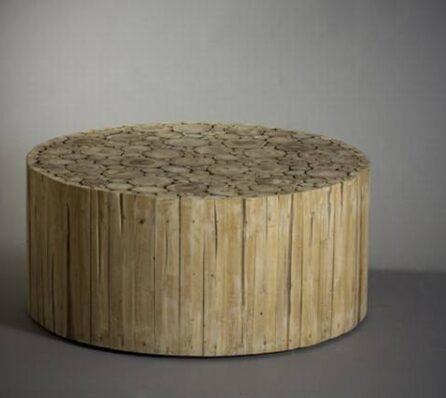 שולחן ענפים עגול Jungle