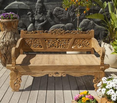 ספסל Cempaka