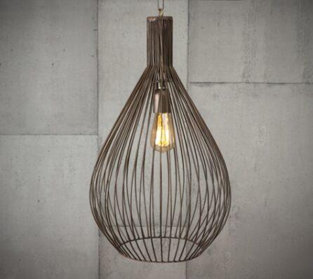 מנורת ברזל