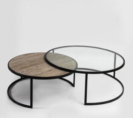 שולחן קפה Prato עגול