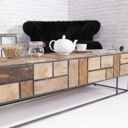 שולחן Mondrian מלבני