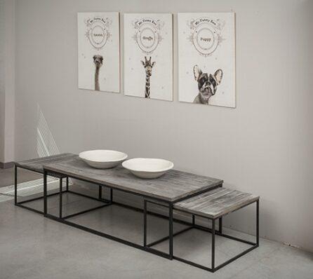 שולחן קפה Prato