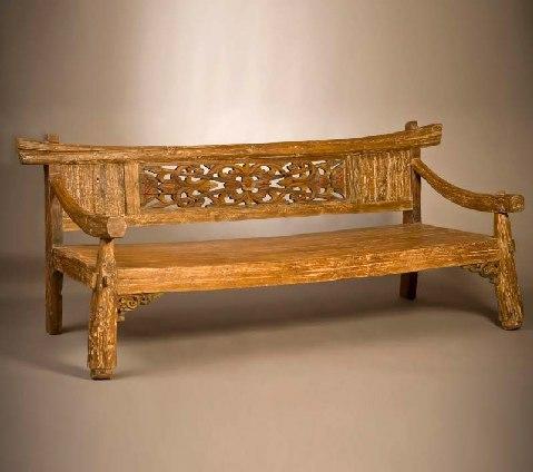ספסל Java אינדונזי