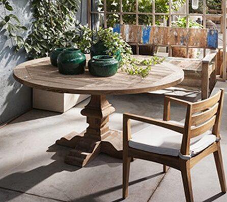 שולחן גן Andalusia