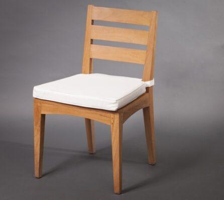 כסא עץ טיק Vista