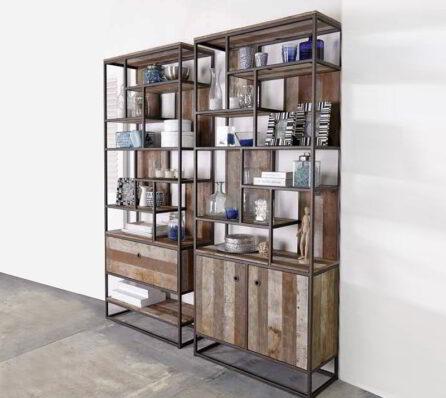 ספריות עץ
