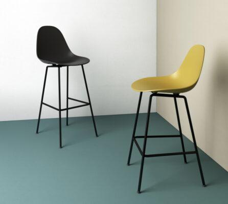 כיסא בר מעוצב למטבח