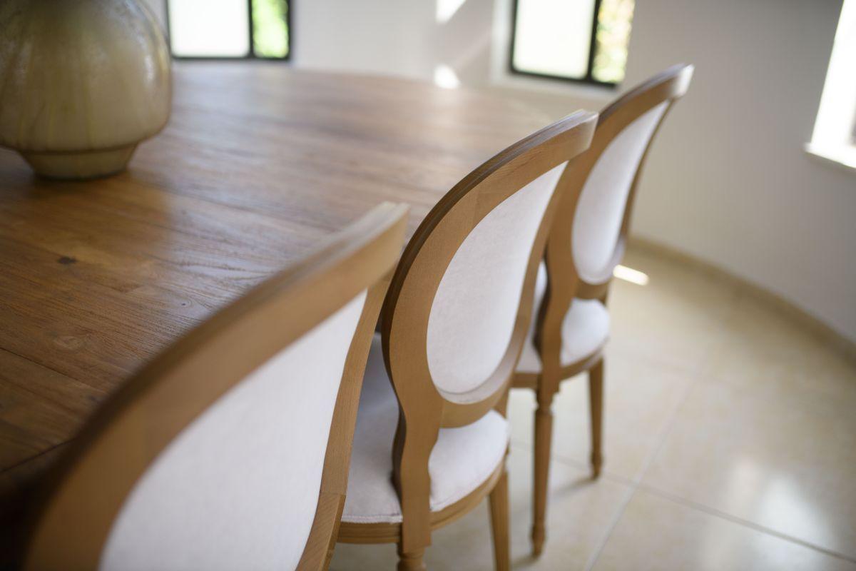 כסאות אוכל מעוצבים