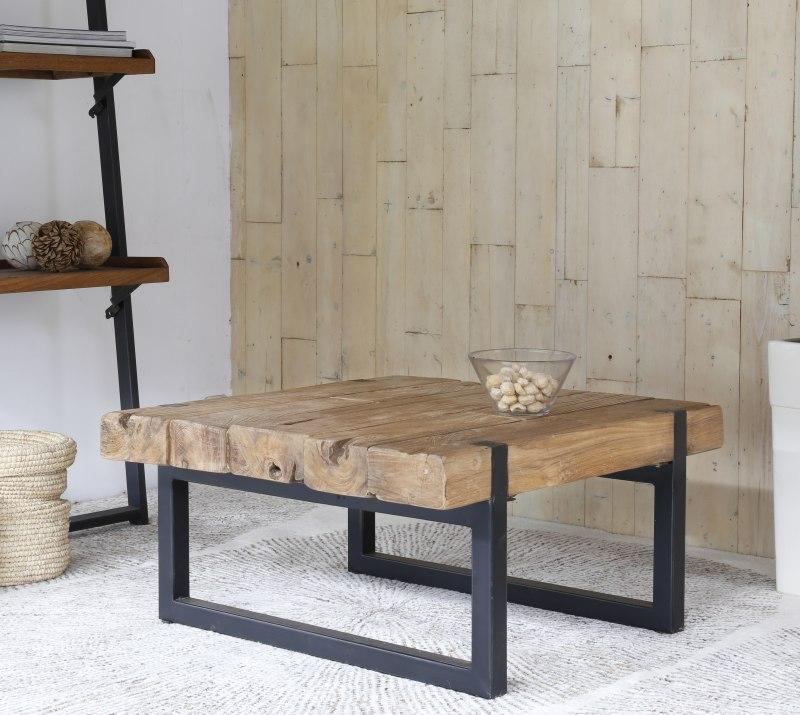 מותג חדש שולחנות סלון מעץ מלא ומ- עץ ממוחזר | וסטו רהיטי עץ מלא AX-67