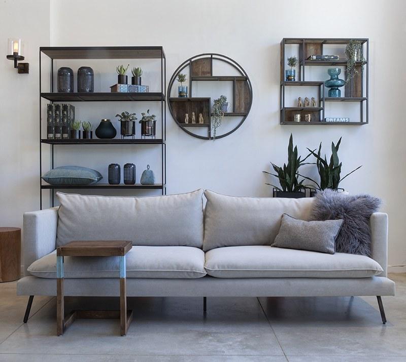 ספה מפנקת בסגנון מודרני