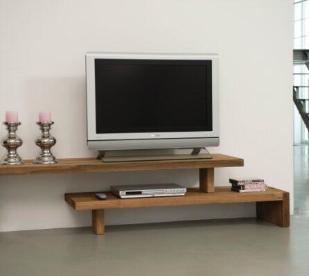 מזנון טלוויזיה עץ מלא