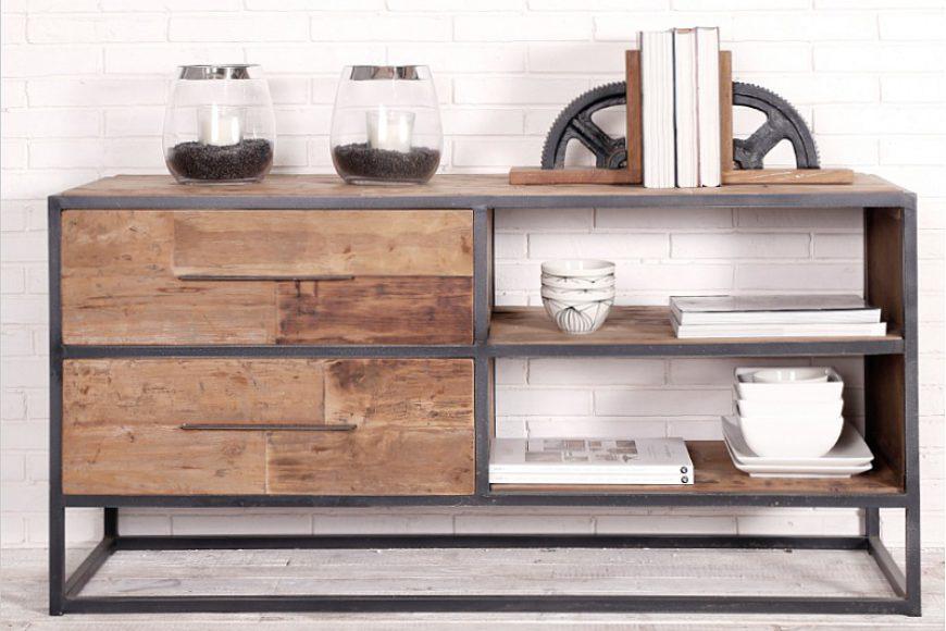 משדרגים את הבית עם רהיטי עץ ממוחזר