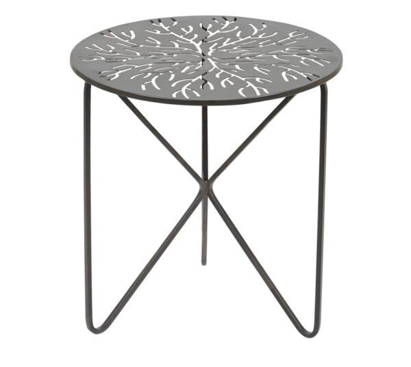 שולחן צד ברזל