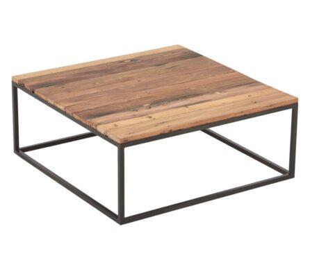 שולחן קפה מרובע