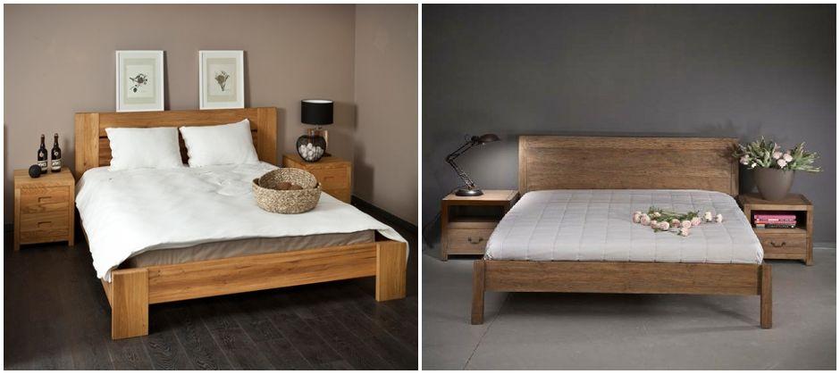 חדרי שינה בסגנון כפרי