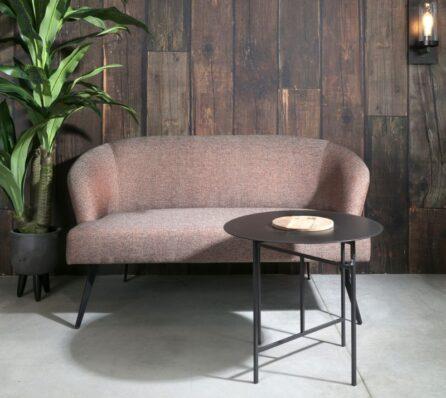 ספה מעוגלת לסלון