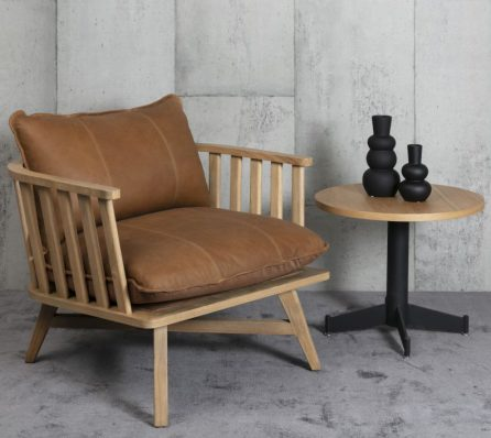 כורסא מרופדת לסלון