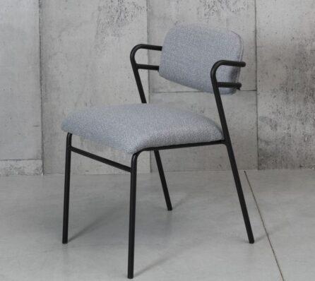 כיסא אוכל משולב ברזל