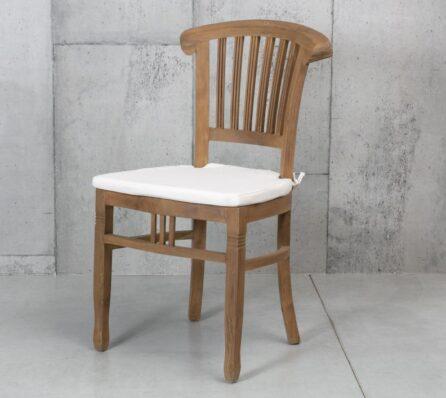 כיסא אוכל עץ מלא
