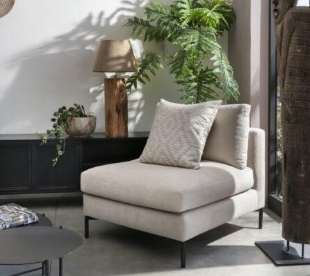 כורסא בד לסלון